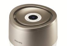 Philips HU4803/01 Luftbefeuchter mit hygienischer NanoCloud-Technologie