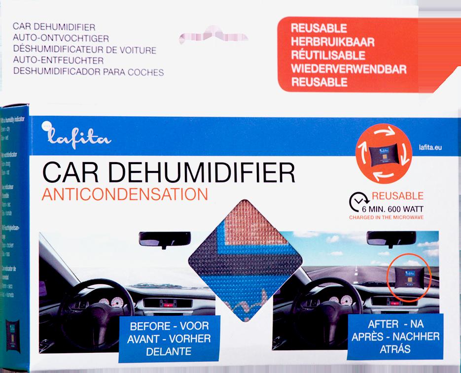 Lafita Luftentfeuchter für das Auto